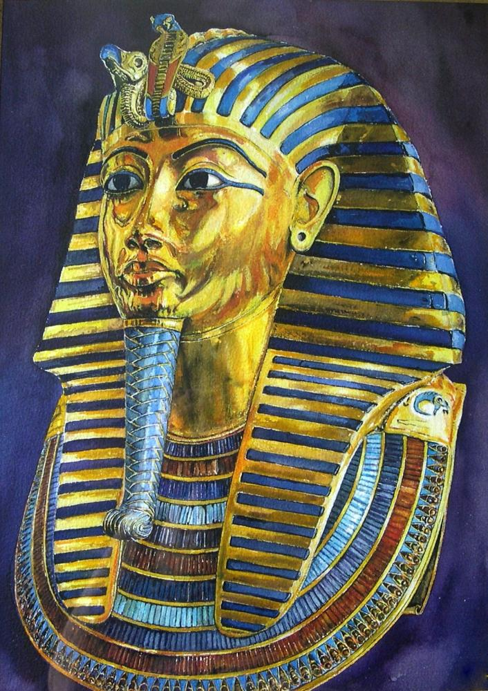 Tutankhamun par columbo